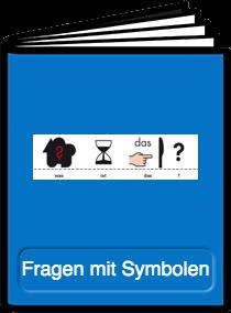 Fragen mit Symbolen Quiz Icon